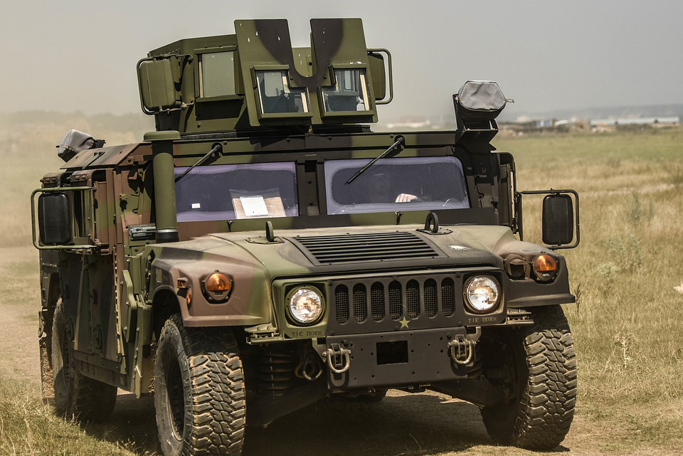 Black Shadow for convoy protection